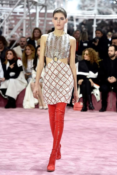 Показ Dior Haute Couture | галерея [1] фото [5]