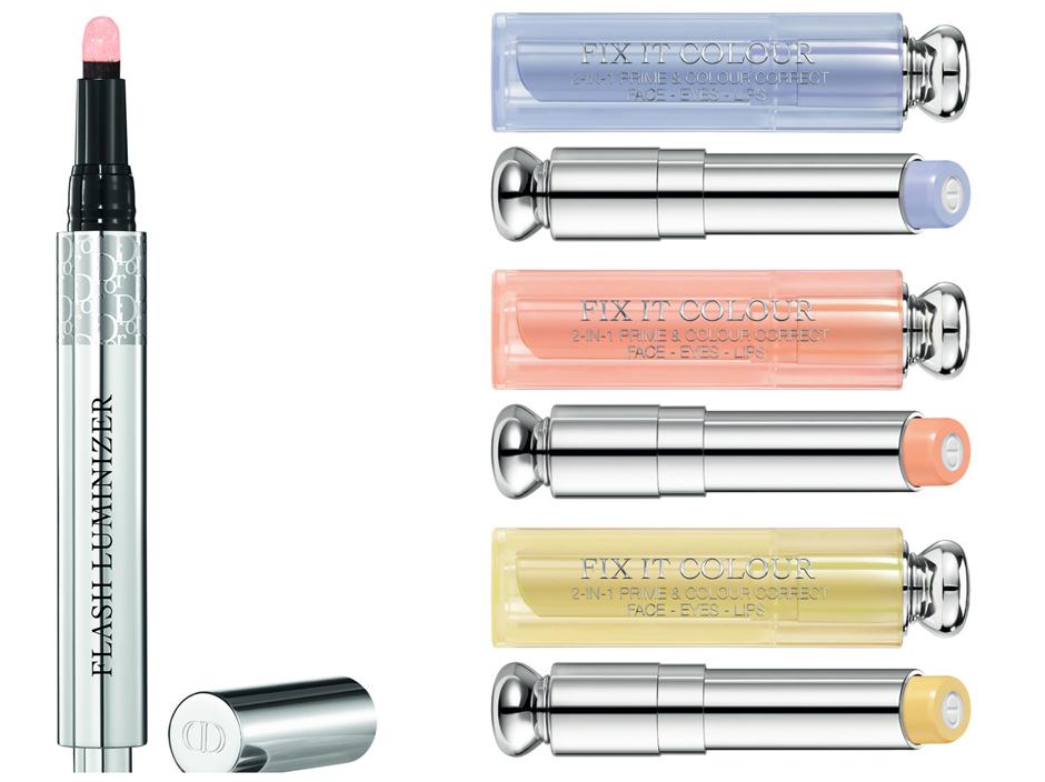 1. Flash Luminizer; 2. Fix It Colour