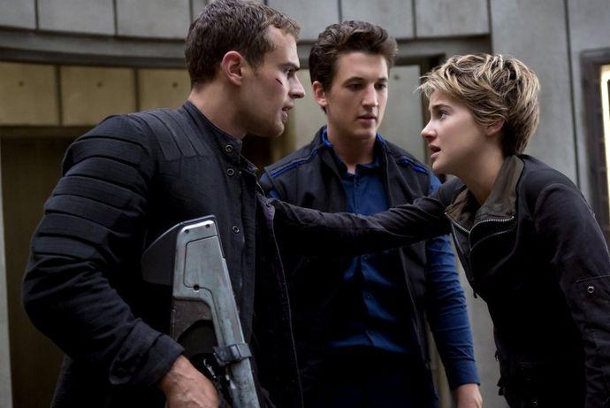 «Дивергент, глава 2: Инсургент» (Insurgent) фильм трейлер