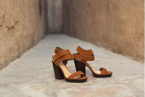 Восток – дело тонкое: новая коллекция обуви «Эконика» | галерея [1] фото [1]