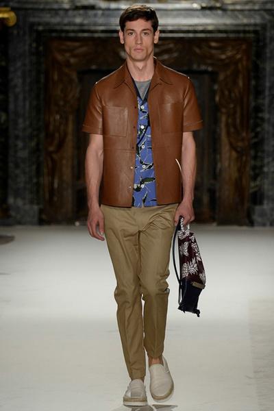 Неделя мужской моды в Париже: лучшие показы | галерея [1] фото [26]