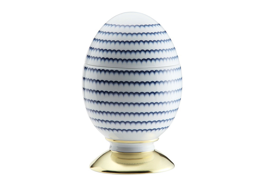 Декоративное яйцо Jaspe, Richard Ginori, www.wwts.it
