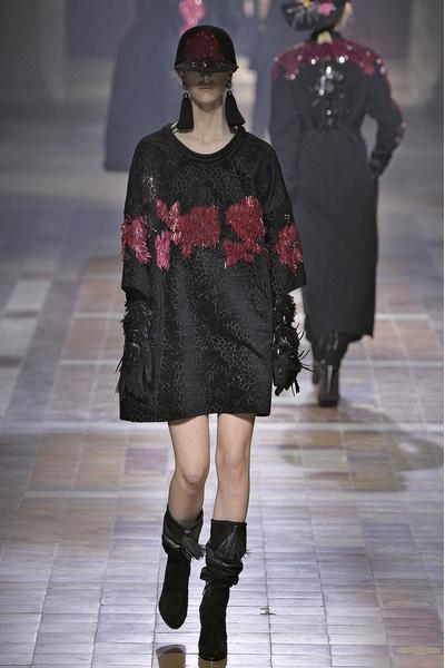 Показ Lanvin на неделе моды в Париже | галерея [1] фото [27]