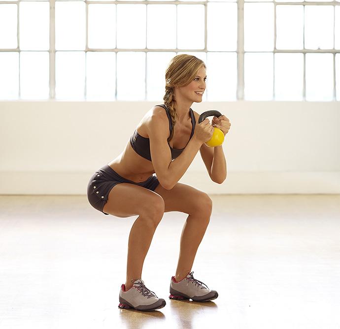 5 упражнений для идеальной попы