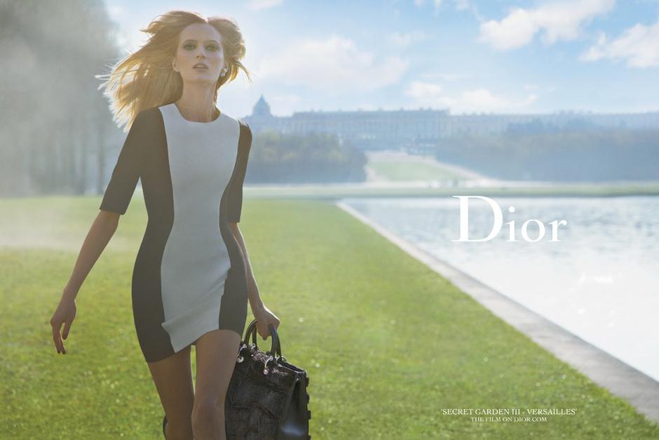 Christian Dior в Версале