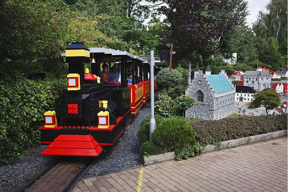 Леголенд, Дания-США-Малайзия самые известные парки развлечений