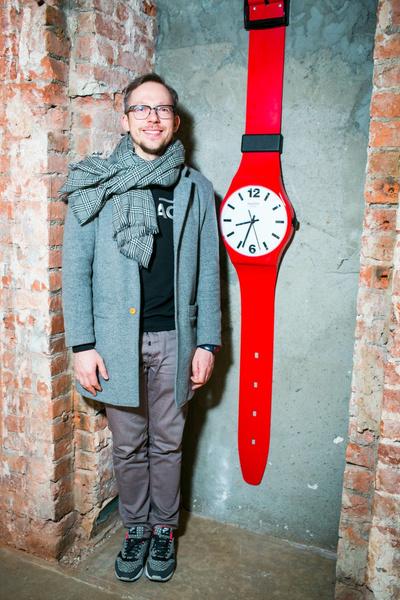 время для искусства: открытие swatch & momma pop-up gallery | галерея [1] фото [4]
