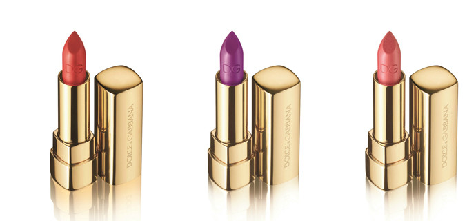 3 помады Shine Lipstick и Classic Cream Lipstick