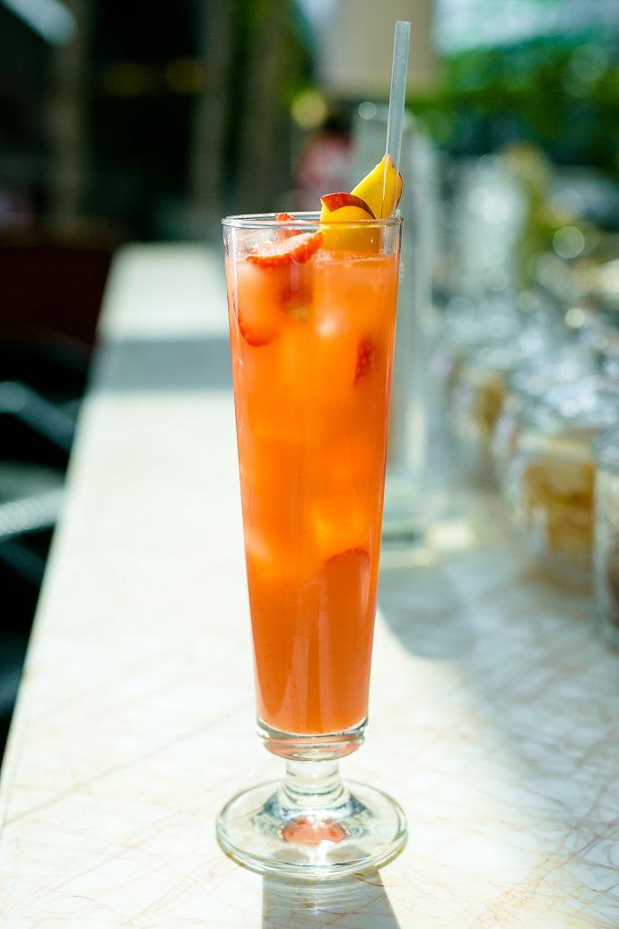 Фруктовые напитки 1