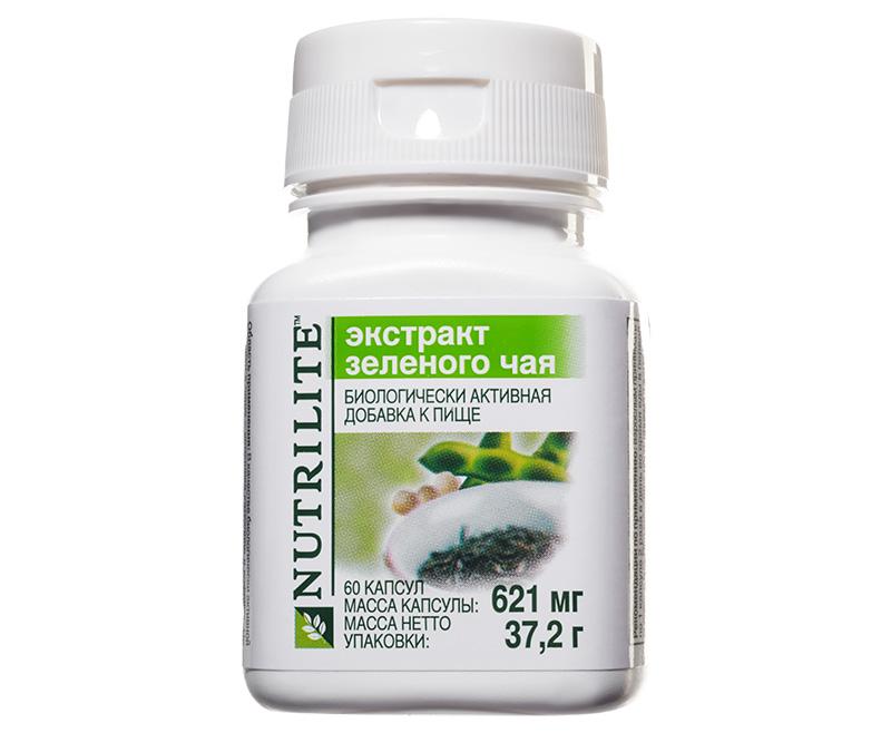 «Экстракт зеленого чая», Nutrilite