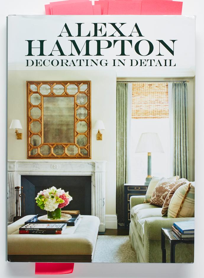 Новый альбом интерьеров Alexa Hampton