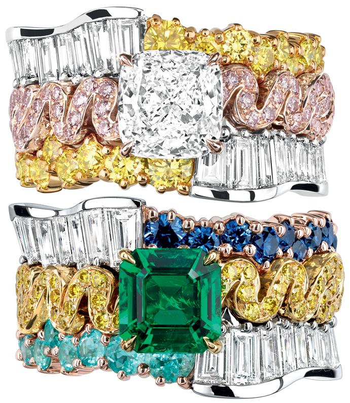 Экспертиза ELLE: кольцо Tresse, Soie Dior 4