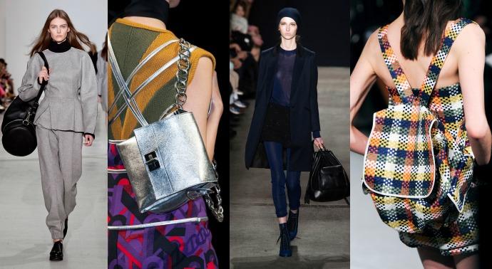 Ориентир: Costume National, Prada, Rag&Bone, Sass e Bide