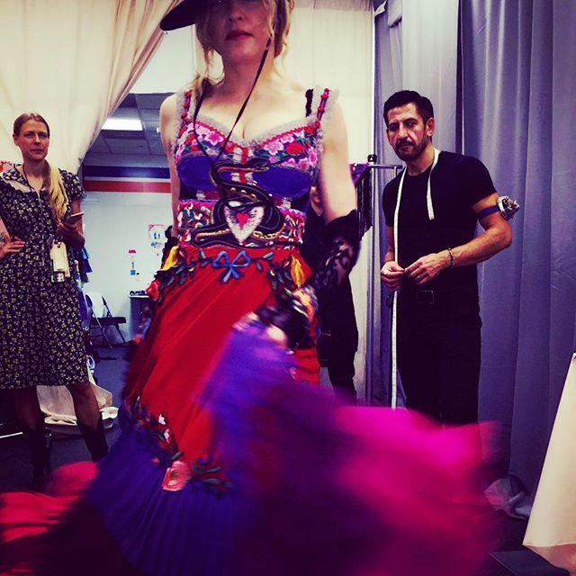 Мадонна в Instagram