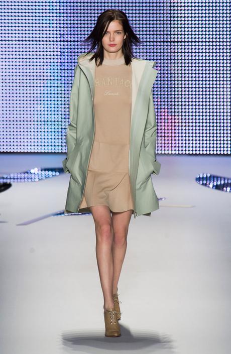 женская мода осень 2014