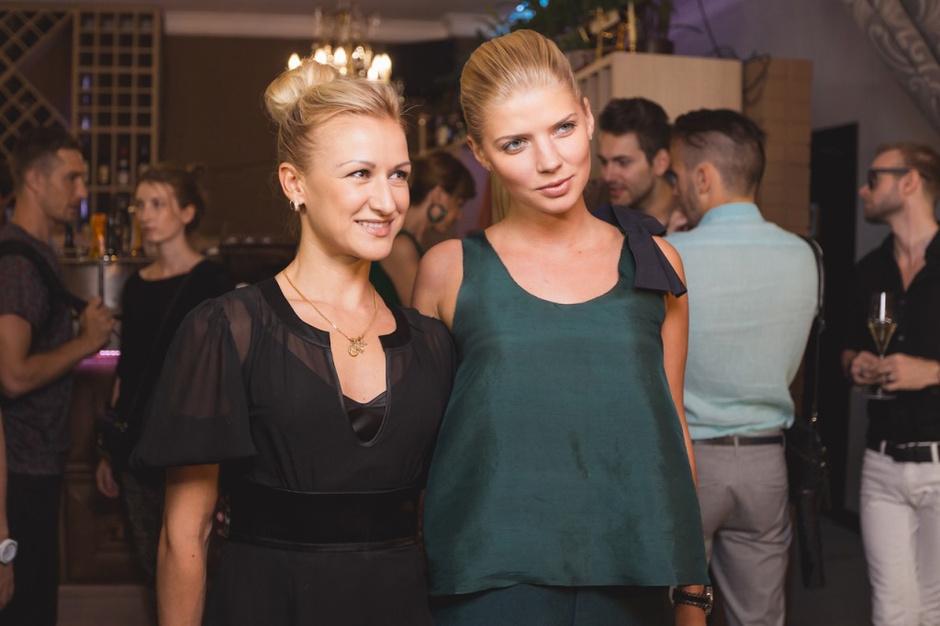 Татьяна Волосожар и Анастасия Задорожная