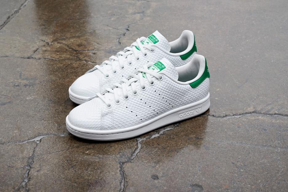 adidas Originals представляет кроссовки Stan Smith Honeycomb Gloss