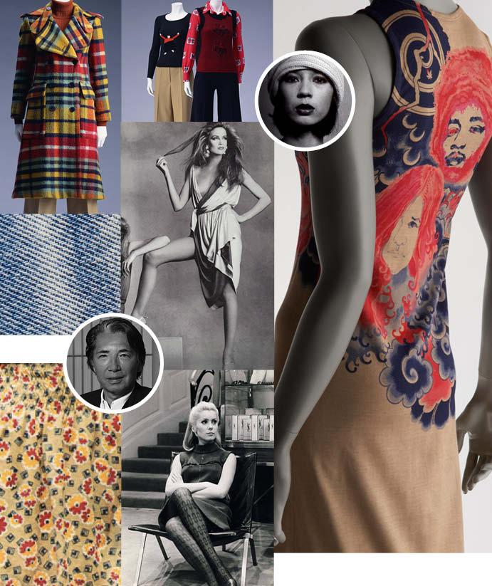 1970-е: Молодежные субкультуры выбирают своих героев
