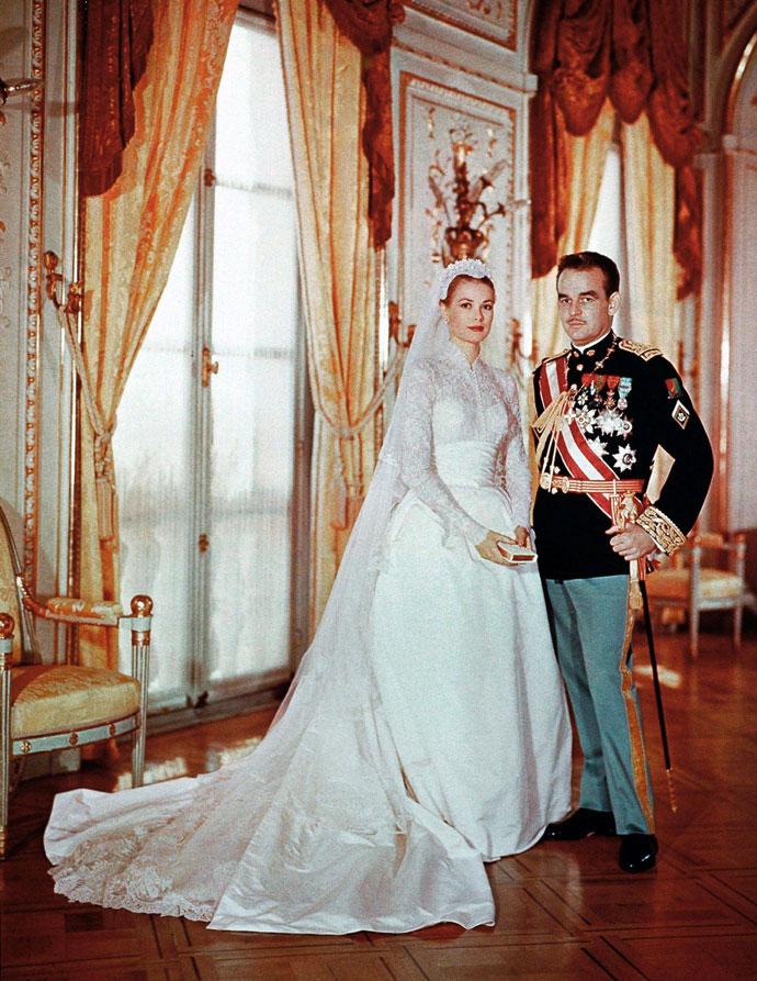 Грейс с мужем