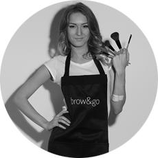 Анна Матушкина, визажист броу-бара Brow&Go