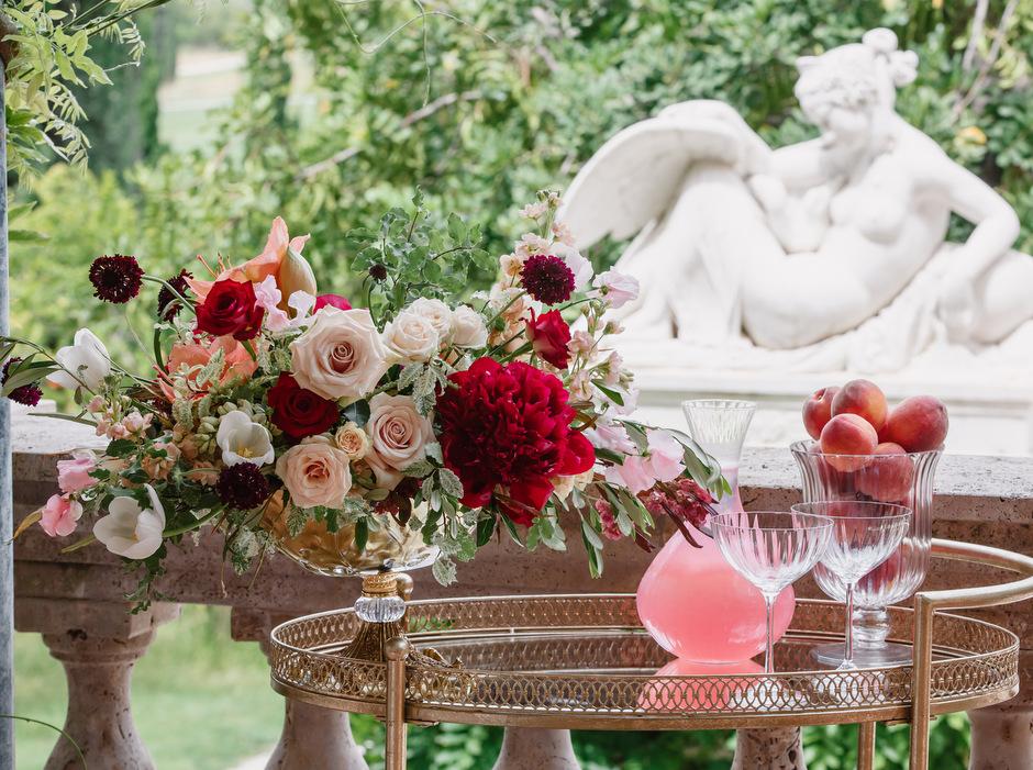 Flowerbazar: эталон свадебного декора