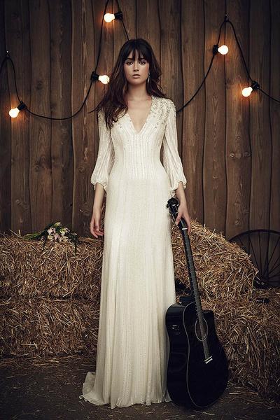 Лучшие коллекции Недели свадебной моды | галерея [6] фото [16]