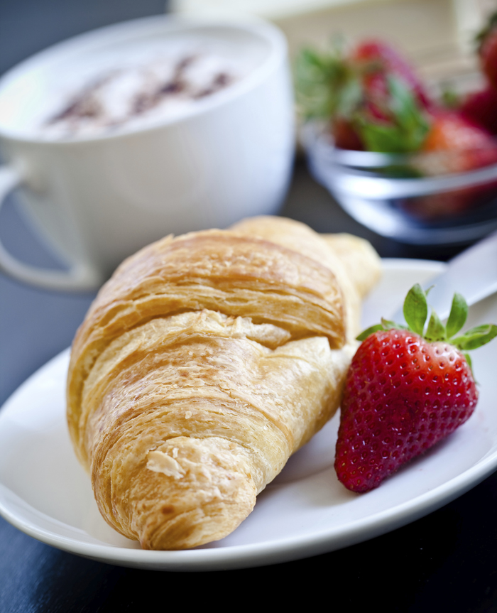 завтраки разных стран Франция