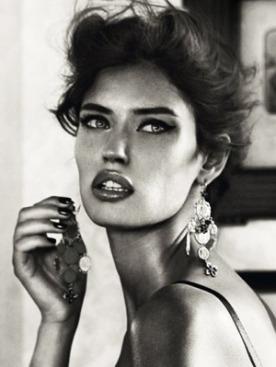 Бьянка Балти для Dolce & Gabbana Jewelry