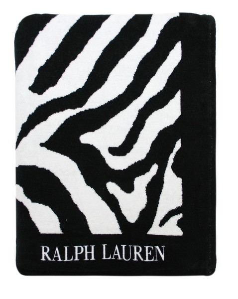 Яркие пляжные полотенца Yves Delorme и Ralph Lauren Home | галерея [1] фото [6]