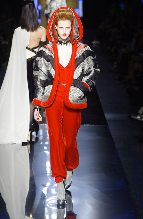 Коллекция Jean Paul Gaultier Couture осень-зима 2014-15