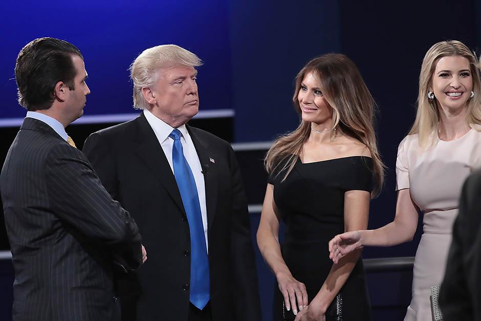 Все о стиле Мелании Трамп