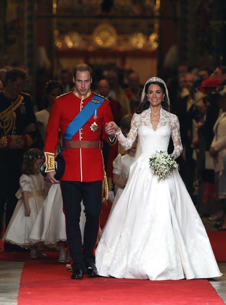История любви Кейт Миддлтон и принца Уильяма в фотографиях | галерея [2] фото [3]