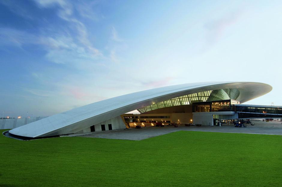Международный аэропорт Карраско в Уругвае