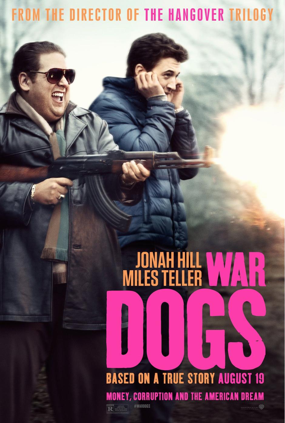 «Парни со стволами» (War Dogs)