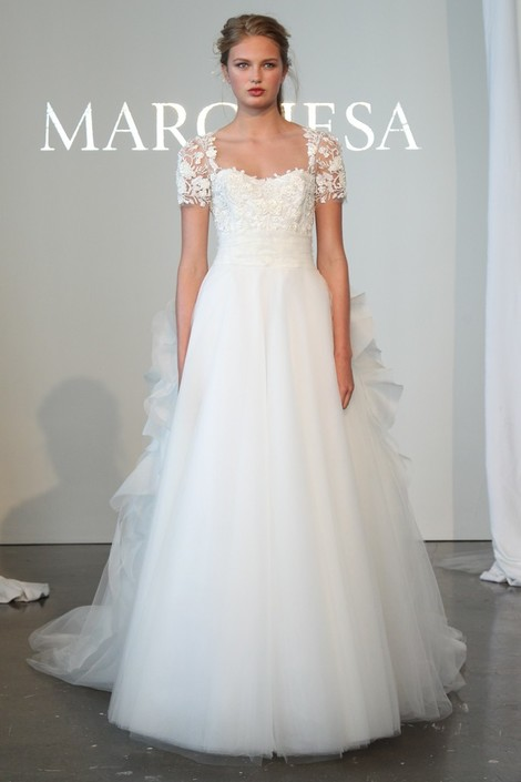 Бренд Marchesa представил свадебную коллекцию