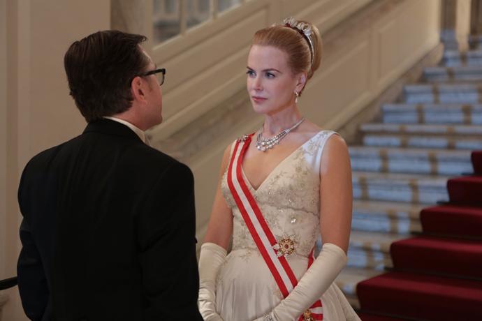 Кадр из фильма «Принцесса Монако» / Grace of Monaco