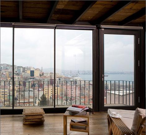 Международная Школа Дизайна – о бутик-отелях Стамбула | галерея [1] фото [4]