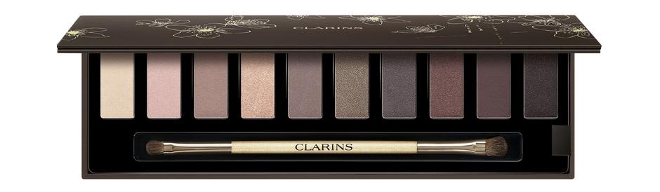Палитра для макияжа глаз The Essentials от Clarins