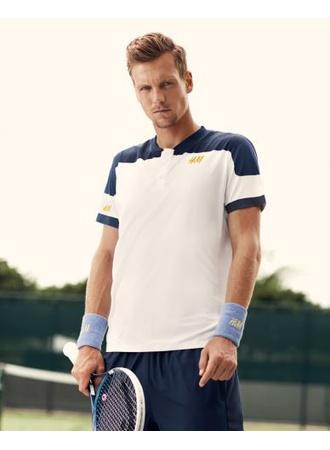 Теннисист Томаш Бердых создал коллекцию для H&M