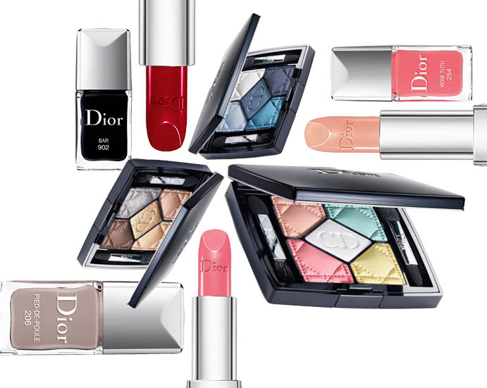Fall Winter 2014 Makeup Collection от Dior