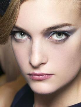 Giorgio Armani: макияж с показа