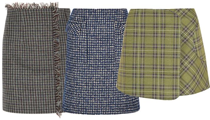 Выбор ELLE: юбки Acne Studios, Bottega Veneta, Victoria Beckham Denim