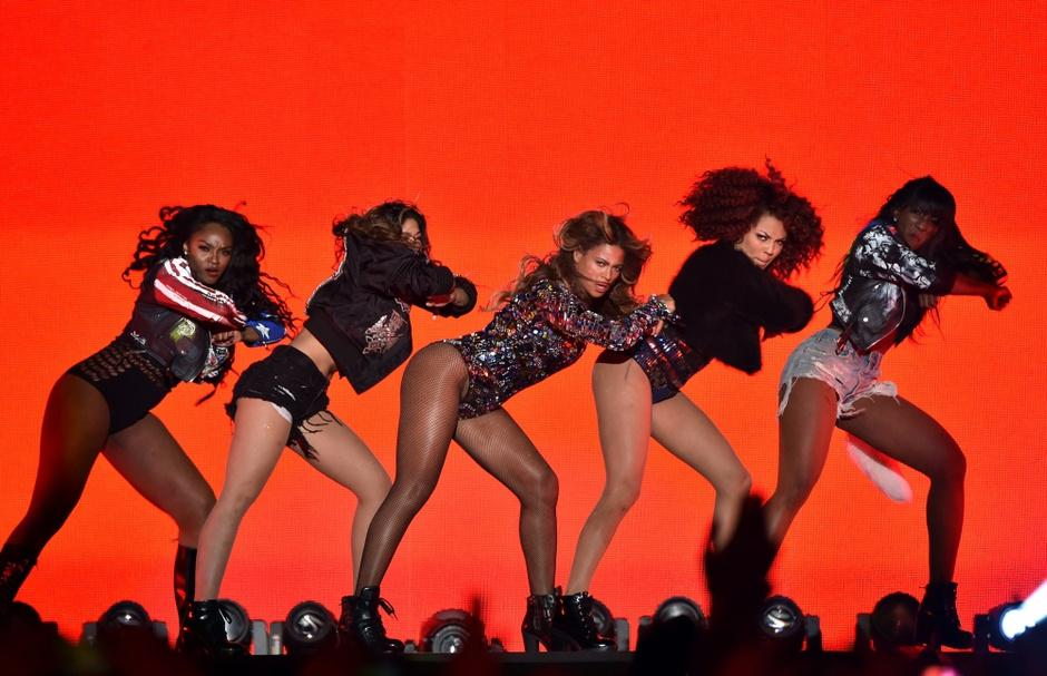 Бейонсе на MTV Video Music Awards 2014
