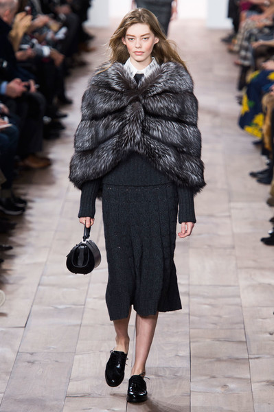 Показ Michael Kors на Неделе моды в Нью-Йорке | галерея [1] фото [22]