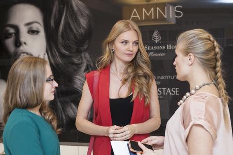 Все в комплексе: в Amnis Spa открылся салон красоты | галерея [1] фото [4]