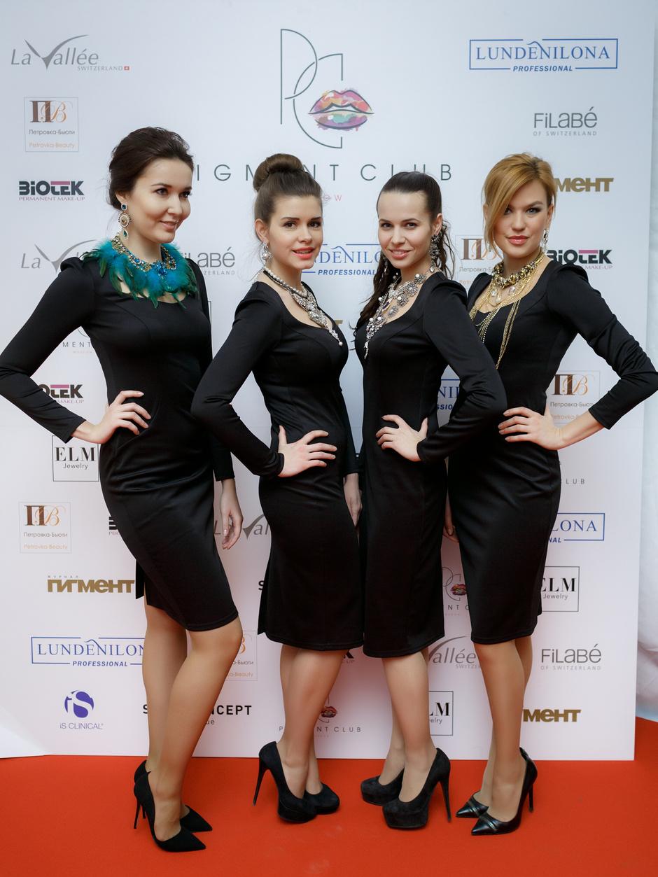 В Москве открылась студия Анны Савиной Pigment club