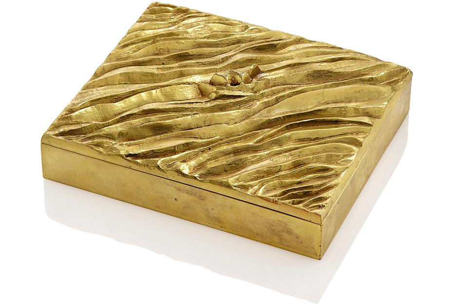 Шкатулки из бронзы Лайн Вотрин