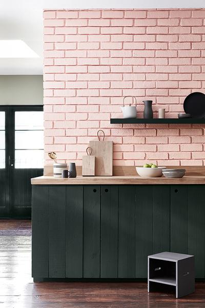 В розовом цвете: Little Greene выпустила капсульную коллекцию красок Pink | галерея [1] фото [2]