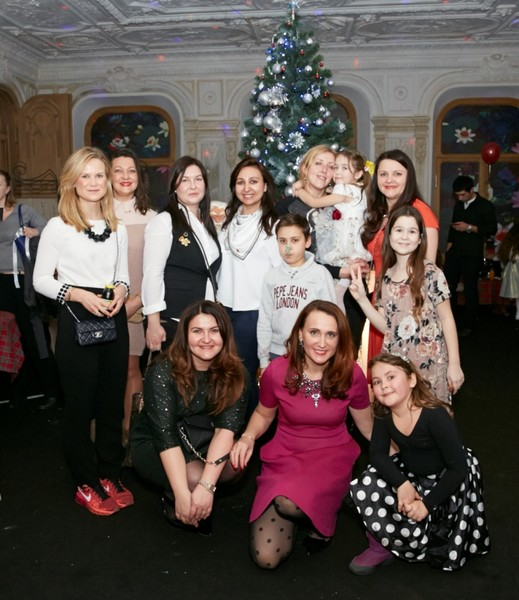 Корпоративное мероприятие Hearst Shkulev Media для партнеров с детьми | галерея [1] фото [18]