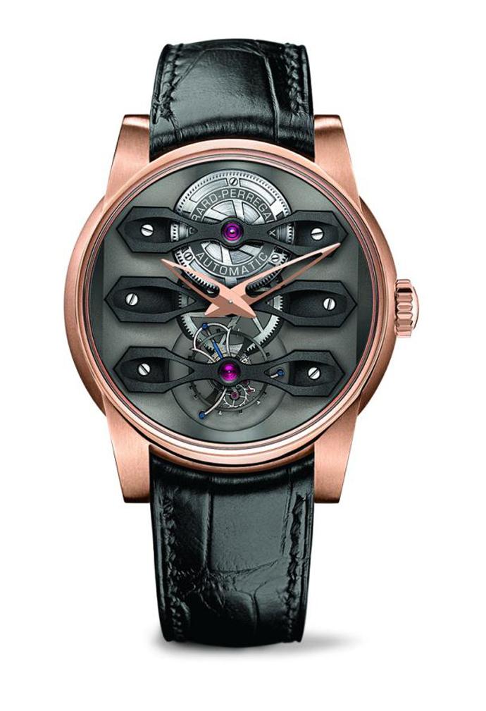 Girard-Perregaux, часы, юбилей